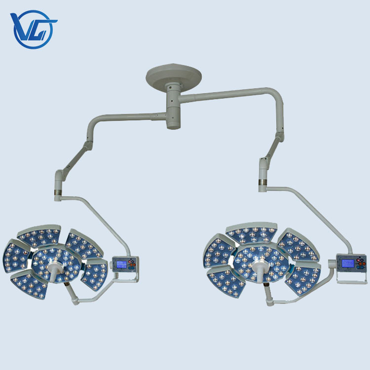 LED Surgical Light(160000+160000LUX-2 Head)