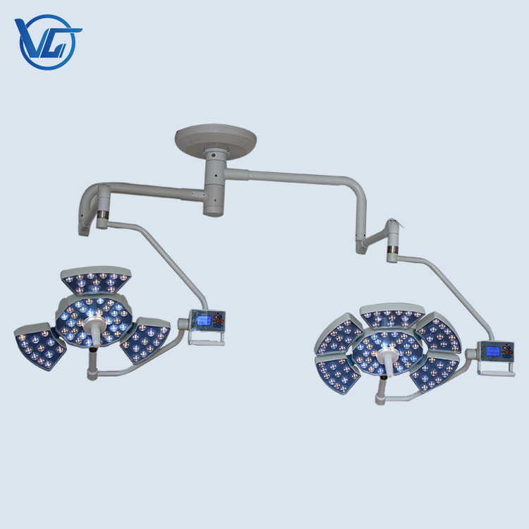 LED Surgical Light(120000+180000LUX-2 Head)