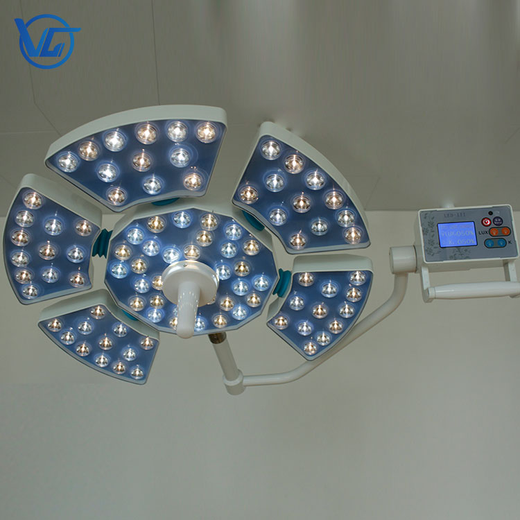 LED Surgical Light(140000+180000LUX-2 Head)