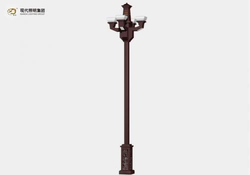 Lampadaire customisé-009