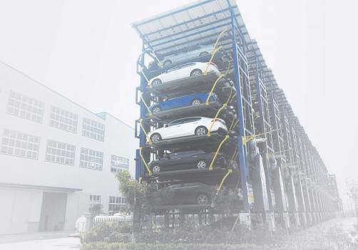 Parking de garage Intelligent