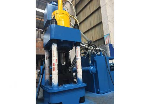 Y83-5000 cast iron briquette making machine