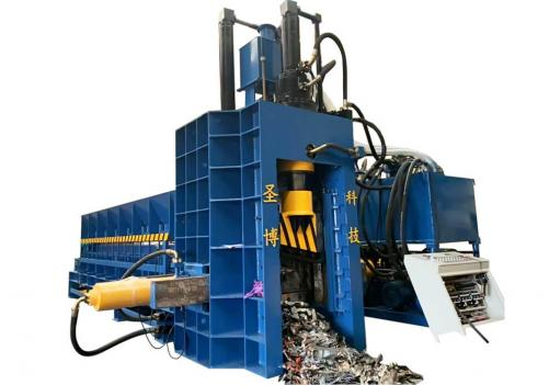 Q91-4000 exported light scrap metal tube pipe gantry shear