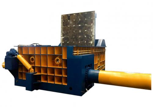 Y81F-2000 hydraulic ferrous and non-ferrous waste metal baler press
