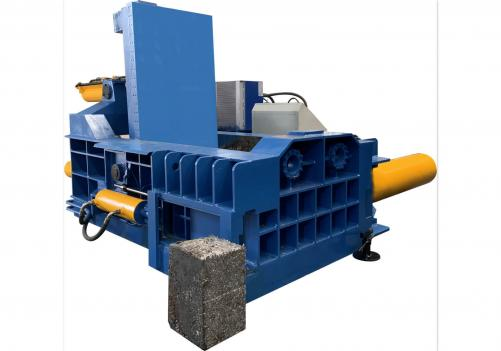 Y81T-2000 automatic scrap baling machine for metal recycling