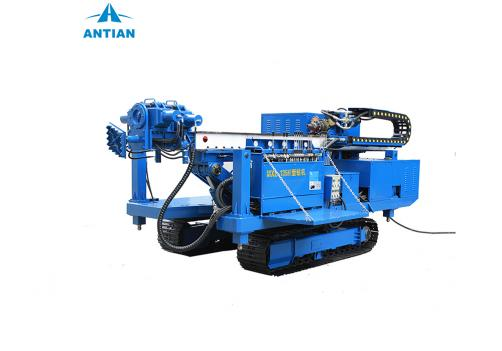 MXL-135H Multifunctional Anchor Hydraulic Drilling Rig