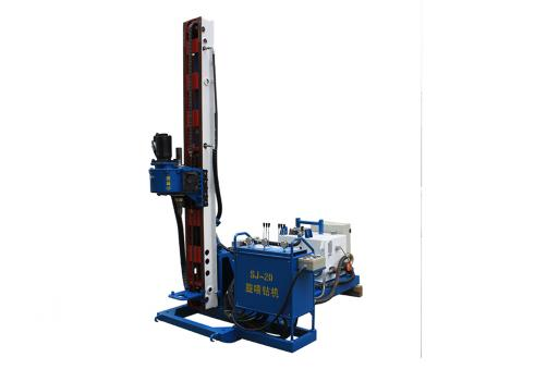 SJ20 Micro Jet Grouting Drilling Rig