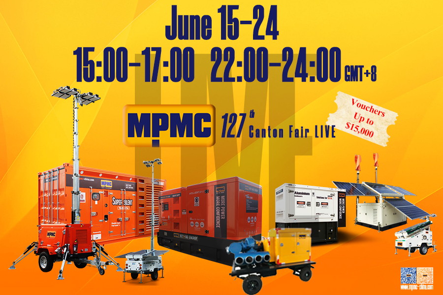 An Invitation to 127th Canton Fair – MPMC Going Live Streams