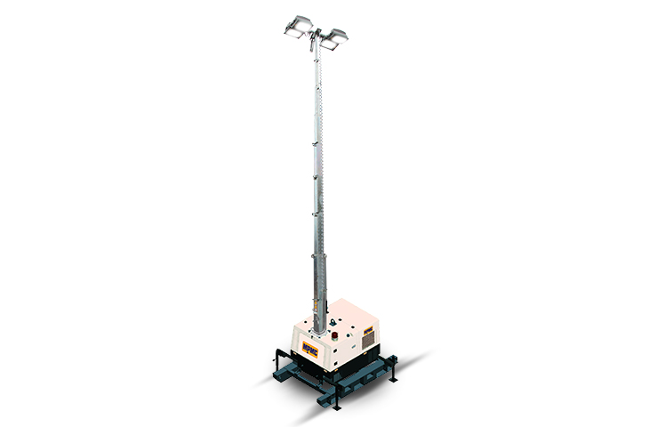 9m High Led Hydraulic Lighting Tower 1440w (Lhs1)