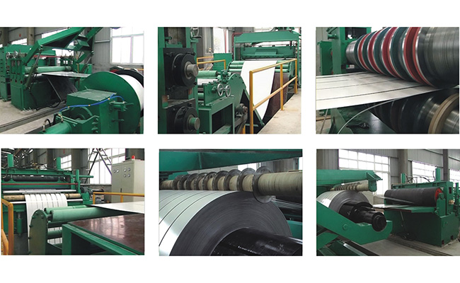 Hot Rolled Slitting Line