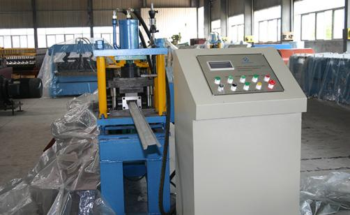 Channel Furring Forming Machine