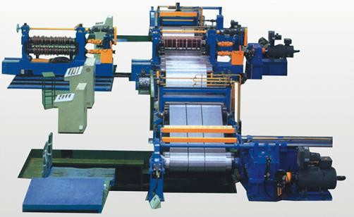 Cold Rolled Slitting Line