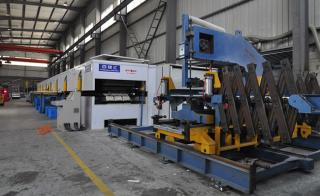PU Sandwich Panel Machine Line