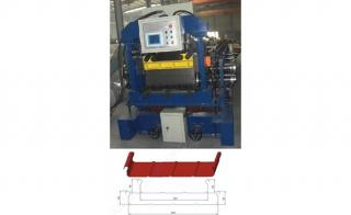 TRAPEZOID Roofing Roll Forming Machine