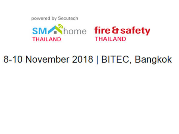 2018 BITEC, Bangkok on 8th-10th,Nov