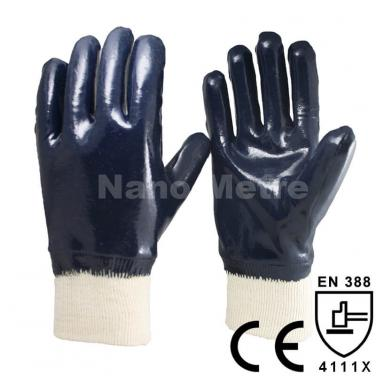 High Quality Heavy-duty Nitrile Work Glove - NBR1530-HQ