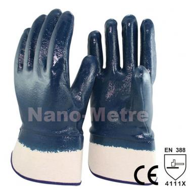 Heavy Duty Waterproof  and Oilproof Work Glove - NBR4530-B