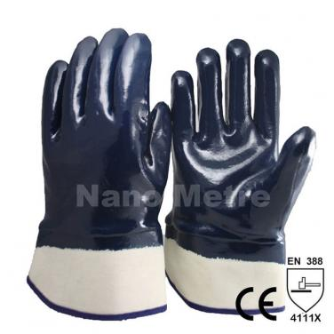 Heavy-duty Nitrile Chemical Work Glove - NBR4530-HQ