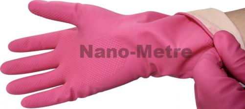 Colorful Latex Household Working Glove - US01202-D