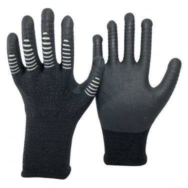 Ultra Flex Foam Nitrile Coating Negative Ions Gloves-NY1350F-UF