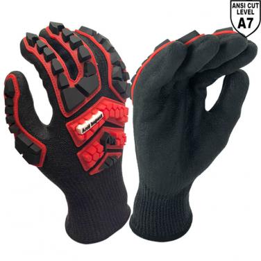 ANSI CUT 7 ISEA 138 Level 3 Max Anti-Impact Work Glove -DY1350AC3-H7