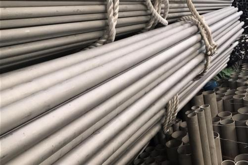 317/317L Stainless Steel Seamless Pipe