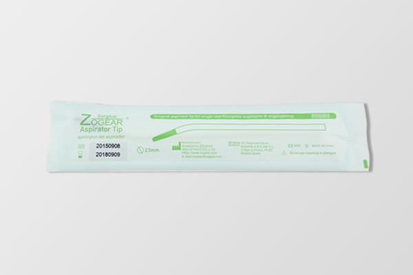 Dental aspirator tip