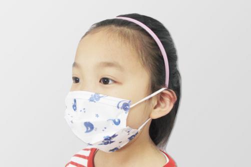 3-ply non -woven face mask