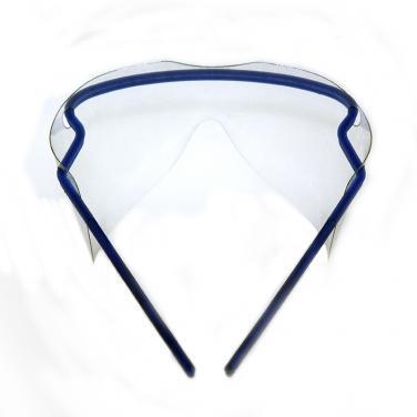 ZOGEAR PB009 medical plastic eye shield face mask