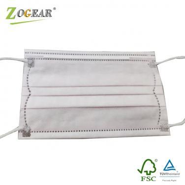 ZOGEAR PB004 3-ply Non-woven Face masK