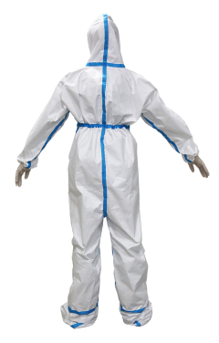 ZOGEAR PC001 Bacteriostat hospital coverall disposable medical isolation protective clothing  Protective Suit