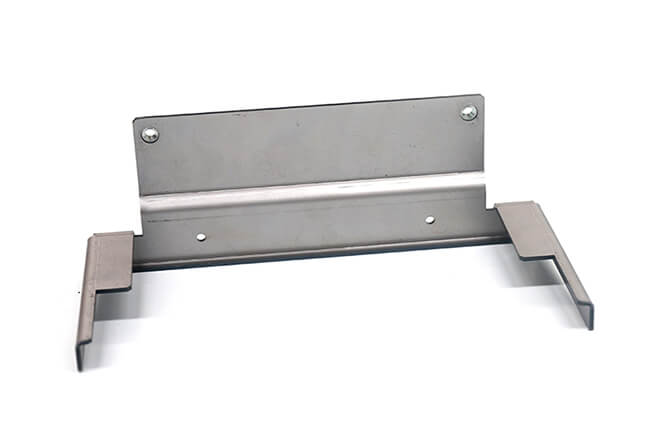 Cooling fan fixed metal stamping bracket
