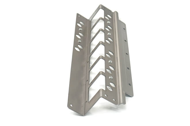 Aluminium wall mount bracket for air conditioner