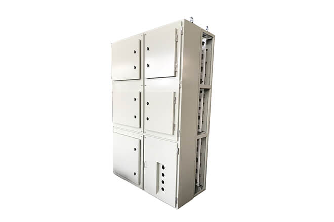 Electrical panel cabinet