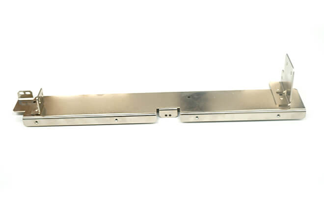 OEM metal shelf bracket