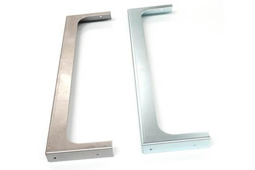 Sheet metal stamping plate bracket