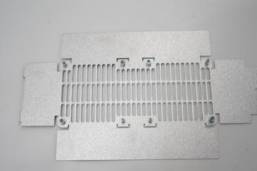 High grade sheet metal flat stamping punching parts