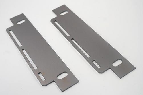 Sheet metal connecting parts