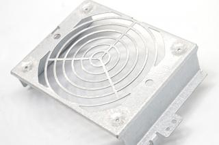 Aluminium stamping parts for machine tool accessories