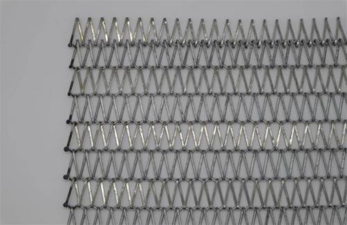 金属螺旋网带