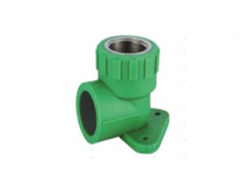 PPR Female Threaded Elbow With Disk
