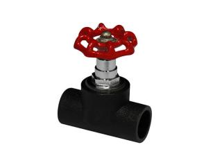 HDPE Socket Fitting-Stop Valve
