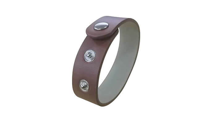 RFID Leather Wirstband RSW-L004