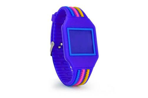 Silicone Wristband RSW-KGD01