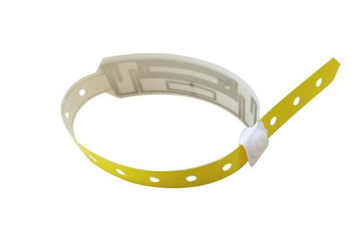 Disposable Tyvek Wristband RSW-Z07