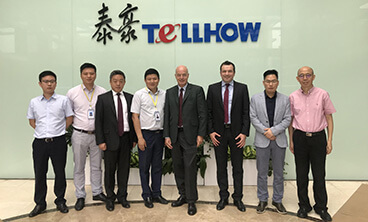 MTU & Tellhow Signed Solo Agency Agreement for MTU 2000 Series Engine