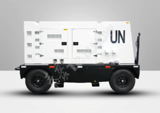 Integrated Type-Volvo Powered Trailer