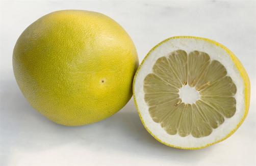 Honey Pomelo Cut