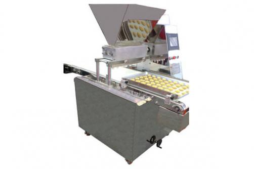 Multifunction cookie and cake machine