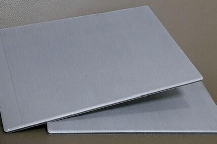 Titanium Zinc Composite Panel